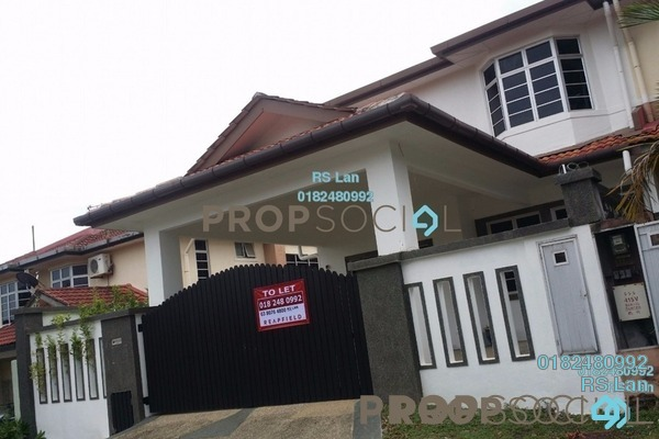 For Rent Semi-Detached at Kota Warisan, Sepang Freehold Semi Furnished 3R/3B 2.3k
