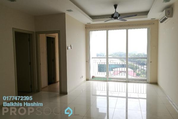 For Sale Condominium at TTDI Adina, Shah Alam Leasehold Semi Furnished 2R/2B 420k