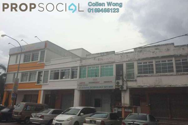 For Sale Shop at PP 2, Taman Putra Prima Leasehold Unfurnished 0R/0B 1.3m