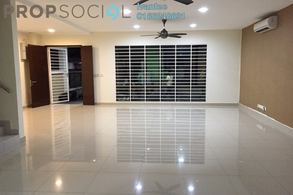 For Rent Terrace at Taman Kinrara, Bandar Kinrara Leasehold Semi Furnished 5R/3B 2.3k