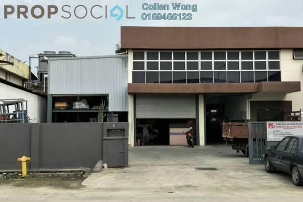 For Sale Factory at USJ 1, UEP Subang Jaya Freehold Semi Furnished 0R/0B 3m
