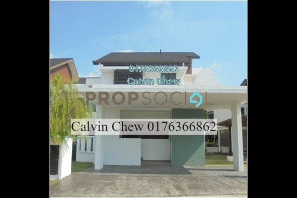 For Sale Semi-Detached at Symphony Hills, Cyberjaya Freehold Unfurnished 4R/5B 1.53m