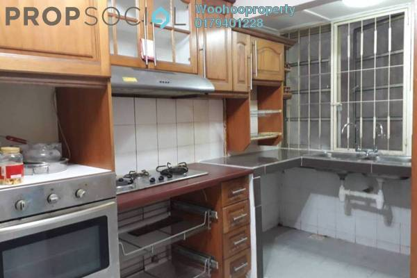 For Rent Condominium at Vista Tasik, Bandar Sri Permaisuri Freehold Semi Furnished 3R/2B 1.5k