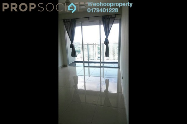 For Rent Condominium at Maxim Residences, Cheras Freehold Semi Furnished 3R/2B 1.6k