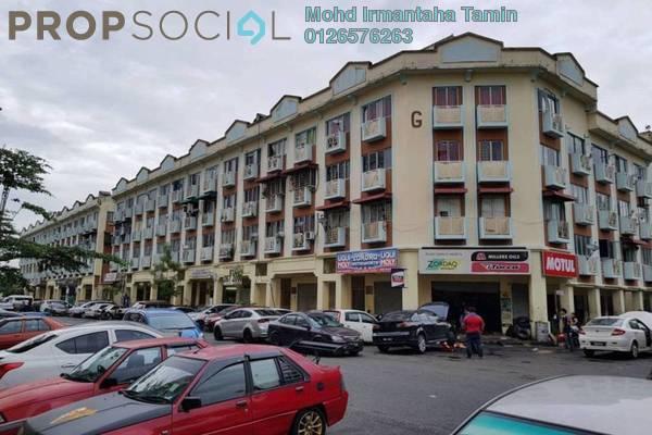 For Sale Apartment at Taman Subang Mas, Subang Jaya Leasehold Unfurnished 3R/2B 130k