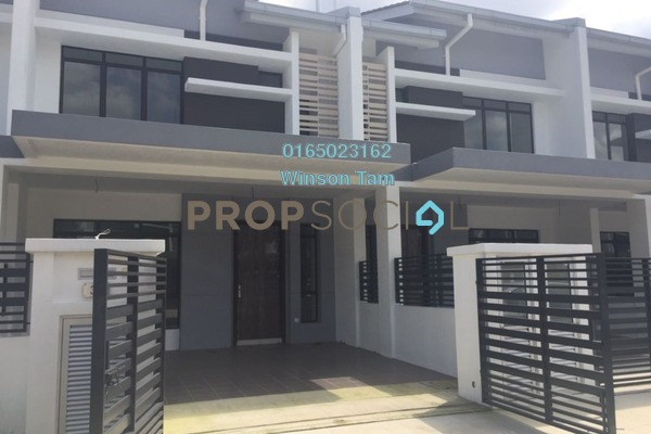For Sale Link at M Residence 2, Rawang Freehold Unfurnished 4R/3B 450k