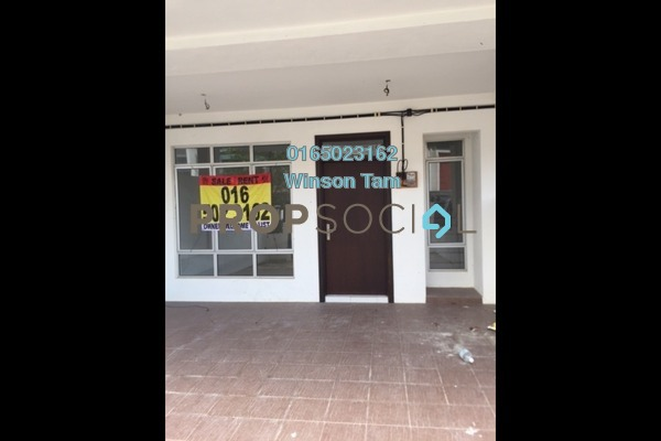 For Sale Link at M Residence, Rawang Freehold Unfurnished 4R/3B 440k