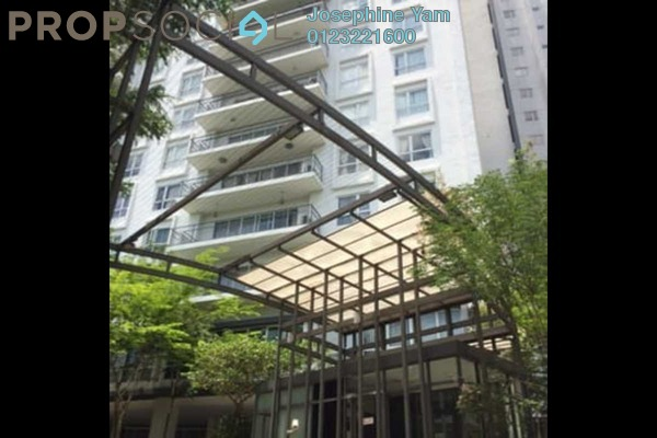 For Rent Condominium at One Jelatek, Setiawangsa Freehold Semi Furnished 3R/3B 2.7k