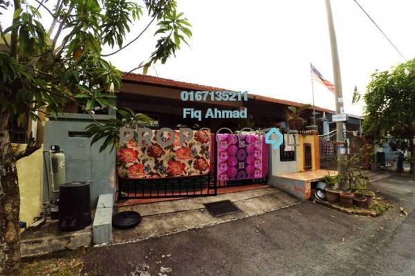For Sale Terrace at Taman Semenyih Mewah, Semenyih Freehold Semi Furnished 4R/3B 350k