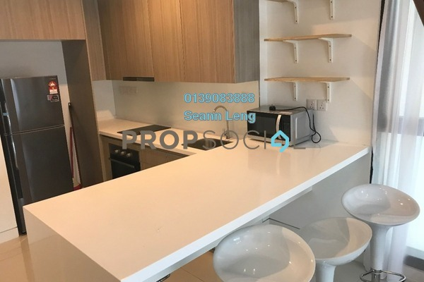 For Rent Condominium at BayBerry Serviced Residence @ Tropicana Gardens, Kota Damansara Freehold Fully Furnished 1R/1B 2.25k