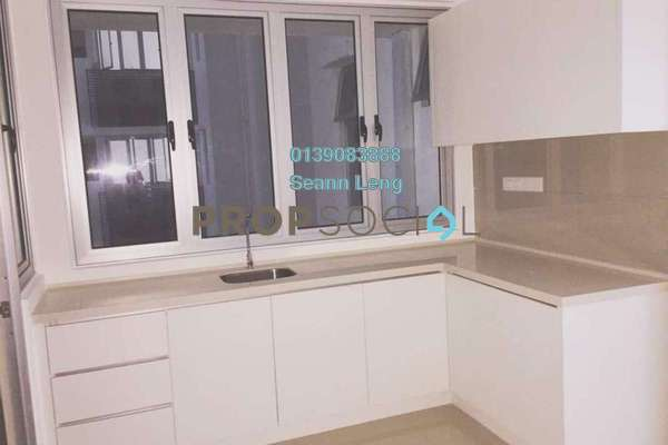 For Rent Condominium at Villa Crystal, Segambut Freehold Semi Furnished 3R/2B 1.8k