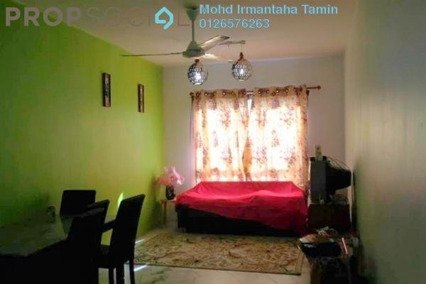 For Sale Apartment at Residensi Warnasari, Puncak Alam Leasehold Fully Furnished 3R/2B 175k