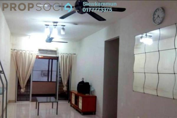 For Rent Condominium at Park Avenue, Seremban 2 Freehold Semi Furnished 3R/2B 1.2k