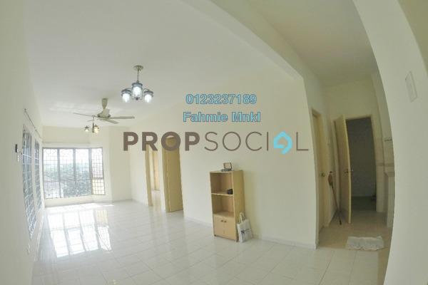 For Sale Apartment at Merak Apartment, Bandar Kinrara Freehold Semi Furnished 3R/2B 380k