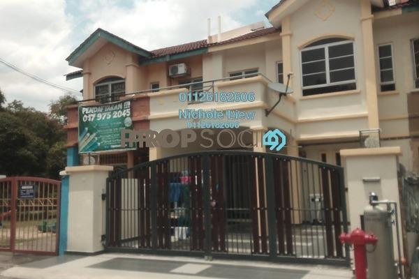 For Sale Link at Taman Yakin, Klang Freehold Semi Furnished 4R/3B 419k