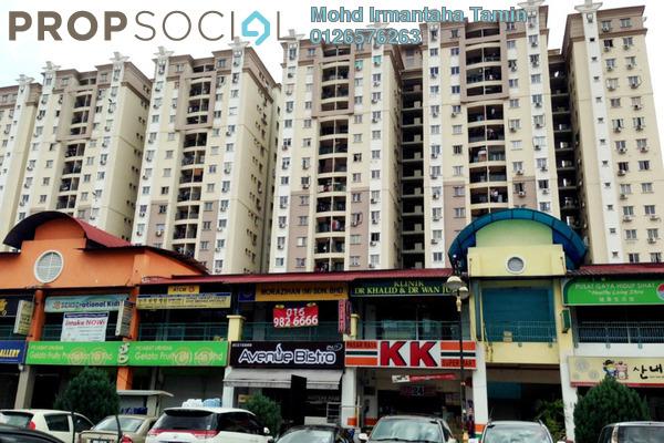 For Sale Condominium at Sri Ampang, Ampang Leasehold Semi Furnished 4R/2B 400k