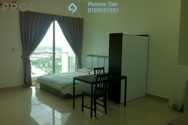 For Rent Condominium at CyberSquare, Cyberjaya Freehold Fully Furnished 1R/1B 1.15k