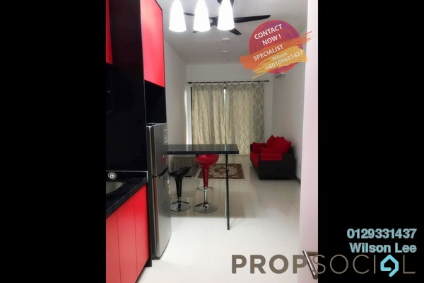 For Rent Condominium at South View, Bangsar South Freehold Fully Furnished 1R/1B 2.4k