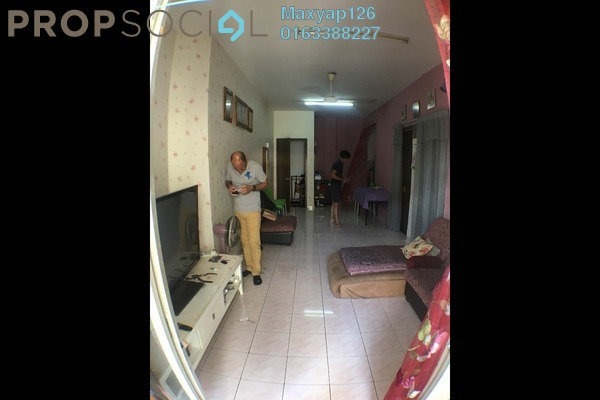 For Sale Apartment at Orkid Apartment, Shah Alam Freehold Unfurnished 3R/2B 258k