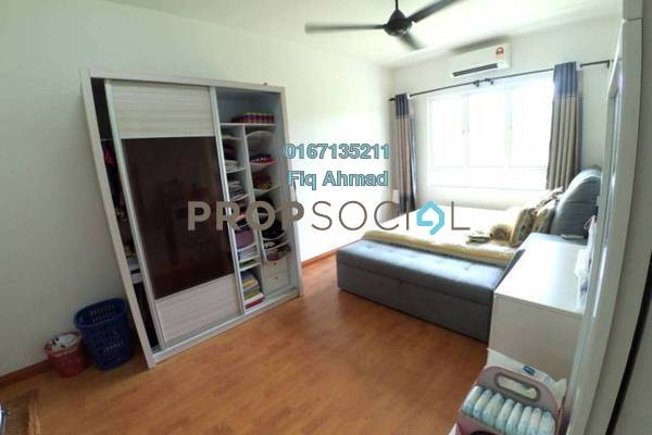 For Sale Apartment at Panorama Residences, Sentul Freehold Semi Furnished 3R/2B 480k