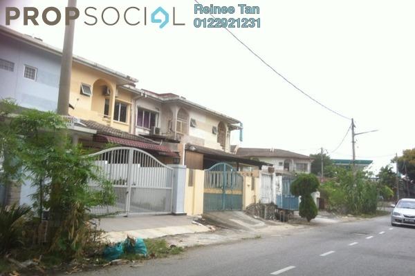 For Sale Terrace at Taman Sungai Besi Indah, Seri Kembangan Freehold Unfurnished 4R/3B 750k
