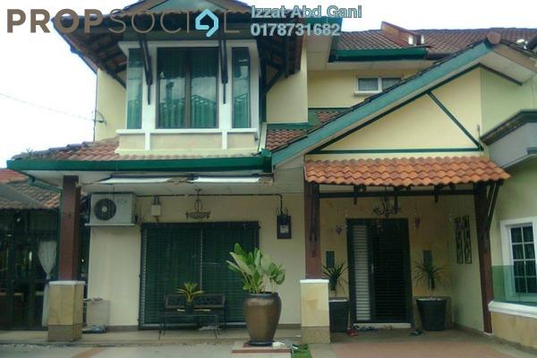 For Sale Semi-Detached at Taman Seroja, Sepang Leasehold Semi Furnished 4R/3B 1m