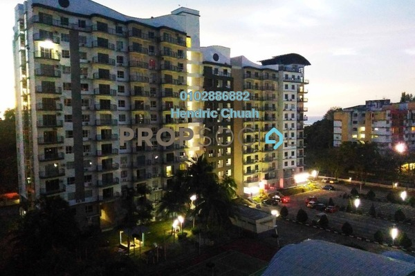 For Sale Condominium at Teluk Kemang, Port Dickson Freehold Semi Furnished 2R/2B 102k
