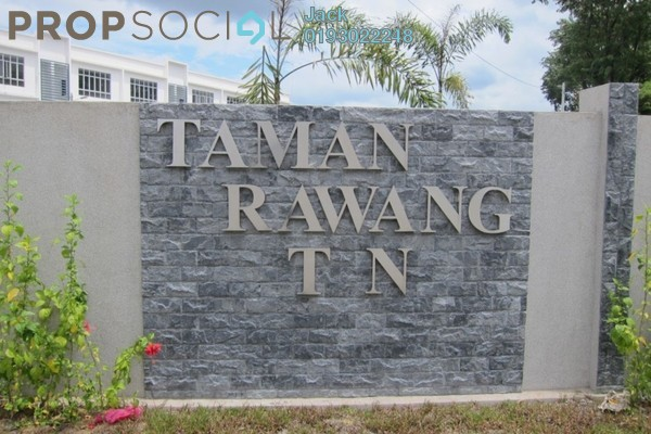For Sale Terrace at Kampung Rawang Tin, Rawang Freehold Unfurnished 5R/5B 685k