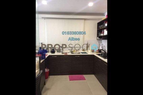 For Rent Condominium at Ritze Perdana 2, Damansara Perdana Freehold Fully Furnished 2R/1B 1.8k
