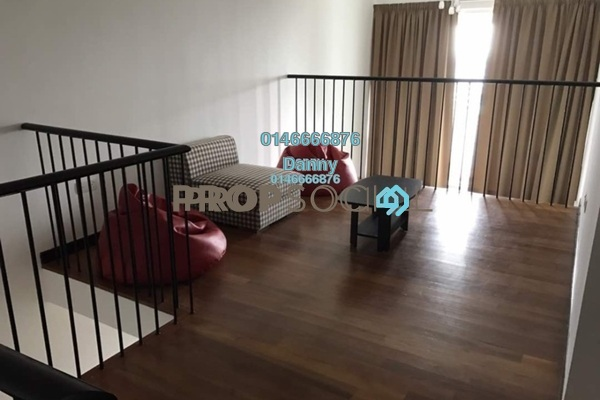 For Rent Terrace at Armanee Terrace II, Damansara Perdana Freehold Fully Furnished 5R/4B 5.5k