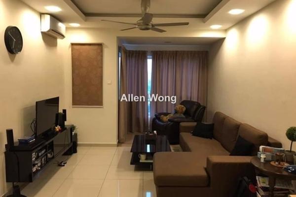 For Sale Condominium at 1Sentul, Sentul Freehold Semi Furnished 3R/2B 550k