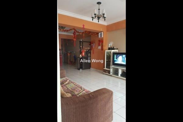 For Sale Condominium at Endah Ria, Sri Petaling Leasehold Unfurnished 3R/2B 390k