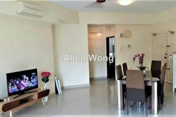 For Sale Condominium at Villa Wangsamas, Wangsa Maju Freehold Semi Furnished 3R/3B 510k