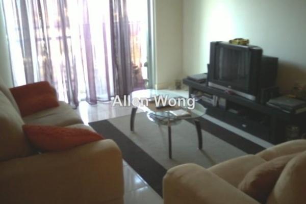 For Sale Condominium at Metropolitan Square, Damansara Perdana Leasehold Semi Furnished 3R/2B 530k