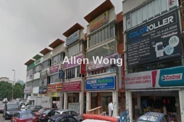 For Sale Shop at Rampai Business Park, Setapak Leasehold Unfurnished 0R/1B 3.1m