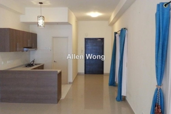 For Rent SoHo/Studio at Windsor Tower, Sri Hartamas Freehold Semi Furnished 1R/1B 1.5k