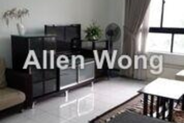 For Rent Condominium at Mont Kiara Pines, Mont Kiara Freehold Fully Furnished 3R/2B 2.8k