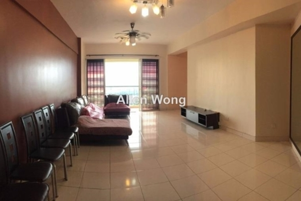 For Rent Condominium at Villa Wangsamas, Wangsa Maju Freehold Semi Furnished 3R/3B 1.8k