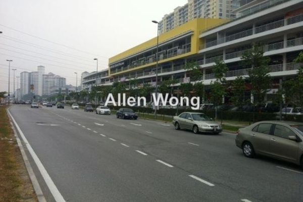 For Rent Shop at Platinum Mondrian PV128, Setapak Leasehold Unfurnished 0R/2B 5.5k