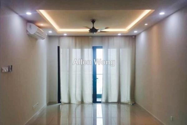 For Rent Condominium at The Reach @ Titiwangsa, Setapak Freehold Semi Furnished 3R/2B 3k