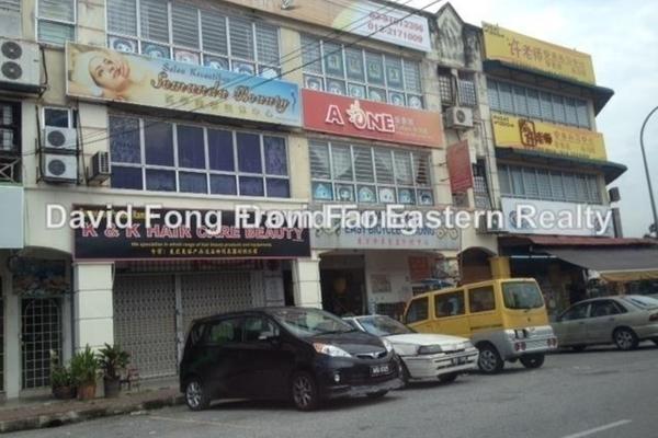 For Sale Shop at Bandar Damai Perdana, Cheras South Freehold Unfurnished 0R/4B 1.5m