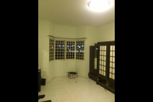 For Sale Condominium at Endah Regal, Sri Petaling Leasehold Semi Furnished 4R/2B 370k