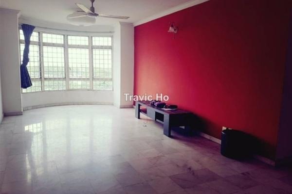 For Sale Condominium at Endah Ria, Sri Petaling Leasehold Unfurnished 3R/2B 380k
