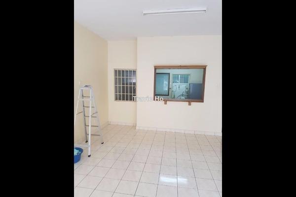 For Sale Condominium at Prima Setapak I, Setapak Leasehold Semi Furnished 3R/2B 428k