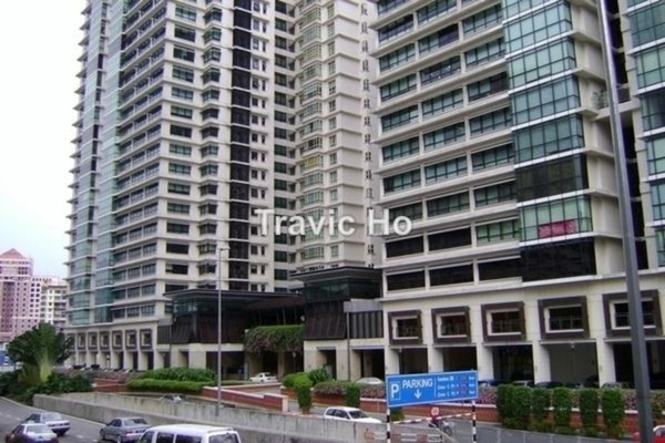For Rent Office at Northpoint, Mid Valley City Leasehold Unfurnished 1R/2B 6.5k