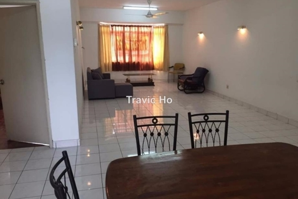 For Rent Condominium at Kelana Puteri, Kelana Jaya Leasehold Fully Furnished 3R/2B 2k