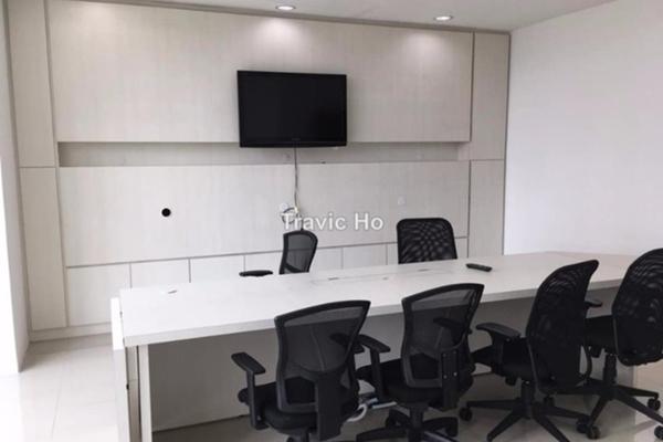 For Rent Office at 10 Boulevard, Bandar Utama Leasehold Semi Furnished 2R/3B 2.5k