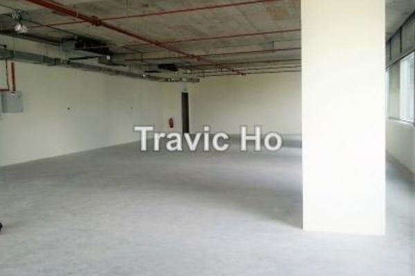 For Rent Office at The Pillars @ KL Eco City, Mid Valley City Leasehold Unfurnished 0R/2B 21.9k