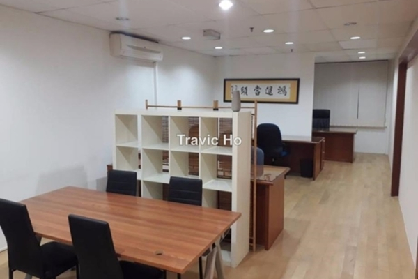 For Rent Office at Plaza Mont Kiara, Mont Kiara Freehold Fully Furnished 0R/2B 2k
