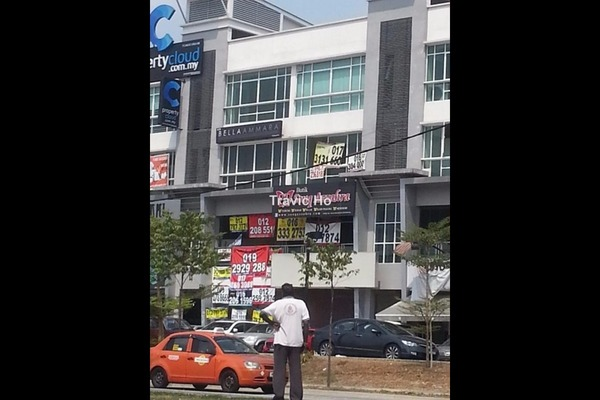 For Rent Shop at Metro Genting Klang, Setapak Leasehold Semi Furnished 1R/2B 7k